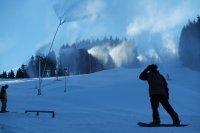 Od pátku 9.12. na Bublavě lyžujeme!