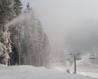 Skibetrieb in den Feiertagen