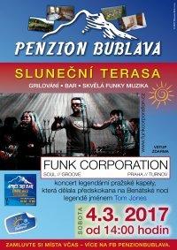 Einladung - Funk-Konzert im neuen Termin! Am Samstag, 04.03.2017.