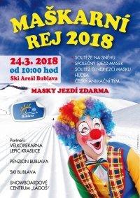 Einladung zum Maskenkarneval / Skifahren in den Osterferien