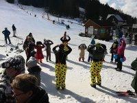 Das Karnevalwochenende ist gelungen! Skifahren über die Ostern ist gesichert.