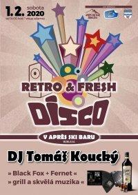 Sobota, 01.02.2020 od 14.00 hodin - DJ Tomáš Koucký - Aprés ski bar!