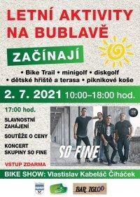 Neue Sommeraktivitäten: Bike Trail, Minigolf, Diskgolf, Kinderspielplatz, Terrasse, Igloo Bar