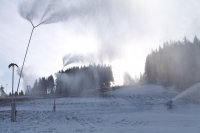 Zahájení lyžařské sezóny
