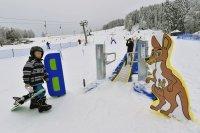 Krásná zima a skvělé lyžování!